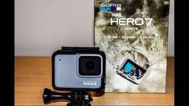 GoPro Hero 7 with bill