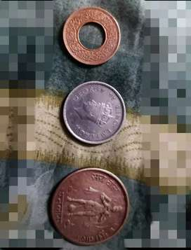 Some old coins for sale