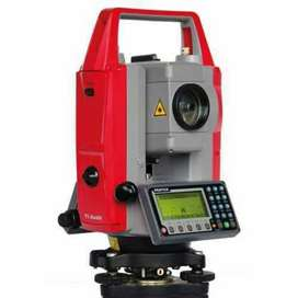 Total station operator