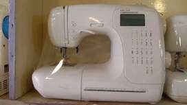 all Japanese sewing machines