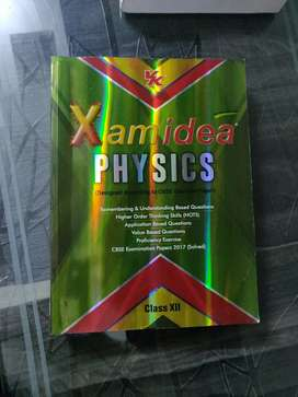 Xam idea physics 12th class