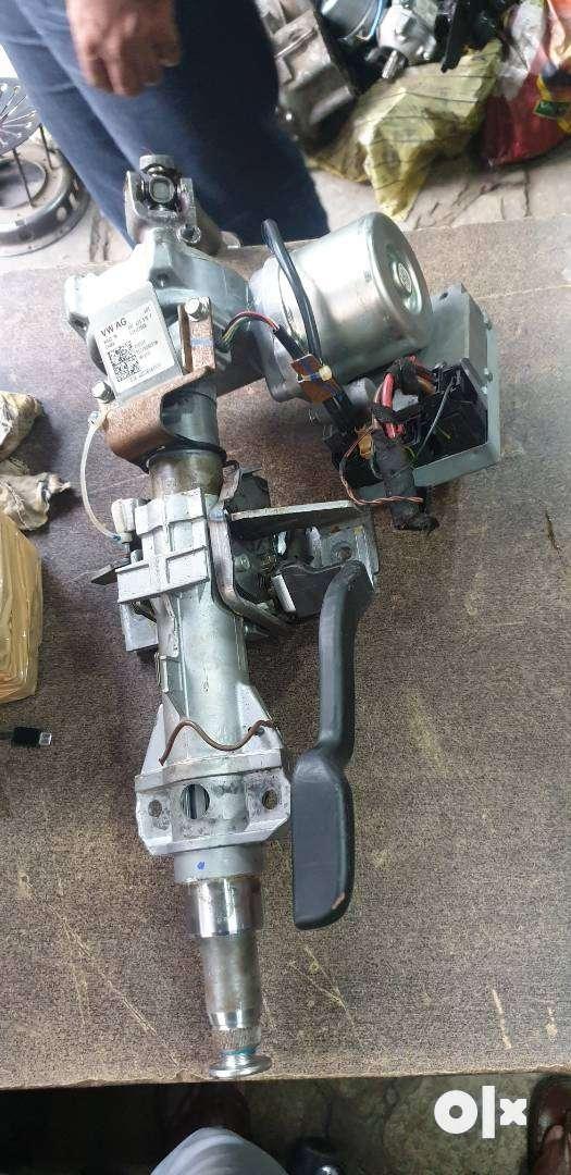 Volkswagen polo steering column original genuine
