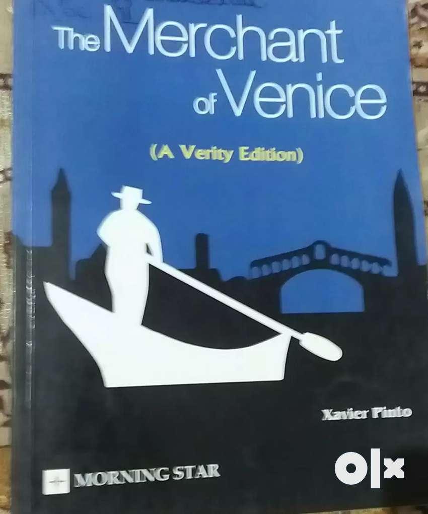 ICSE Merchant of Venice 0