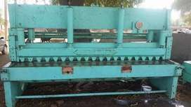 Steel cutting machine 12mm x3mtr