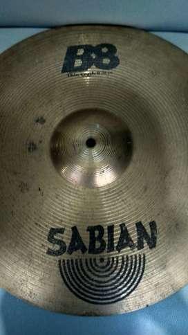 """Cymbal Sabian B8 thin crash 18"""""""