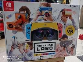 Nintendo Labo vr kit complete edition
