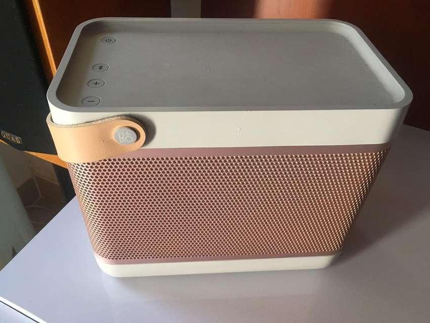 Bang & Olufsen B&O beoplay 15 bluetooth speaker 0