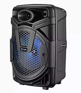 PROMO PORTABLE SPEAKER SALON AKTIF BLUETOOTH KARAOKE GMC MEETING