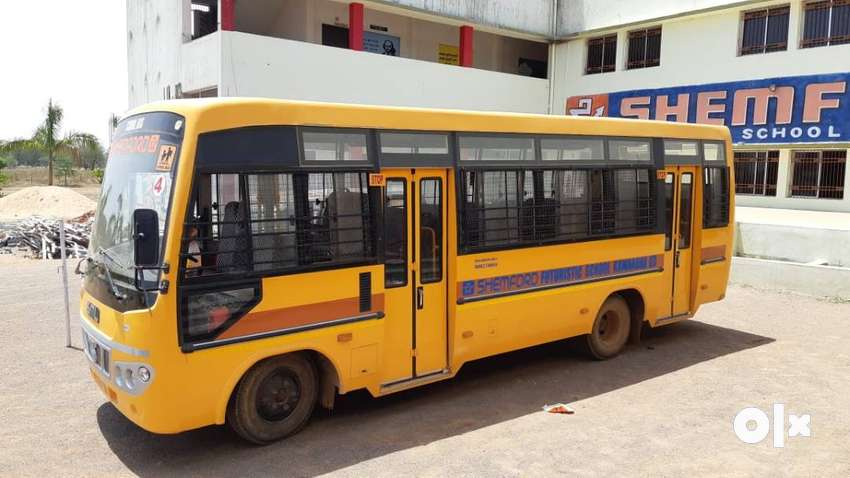 11 Month old SML 38 Seater School Bus 0