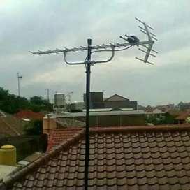 Pusat pemasangan antena tv lokal hd