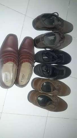 Sepatu bekas rasa baru.