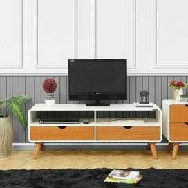 Meja kecil untuk tv, Mak tv minimalis