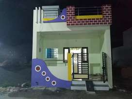 02 year old construction in Indore location.
