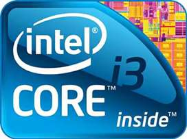 Core i3 pc for sale with lcd