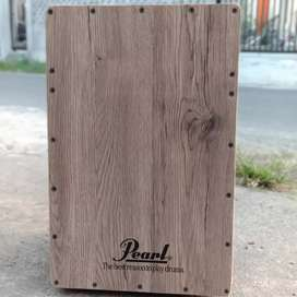 cajon no custom renyah