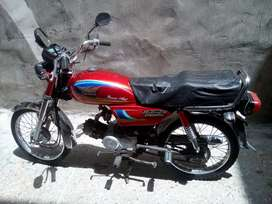 Ravi 70 CC in mediocre condition