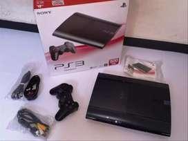 PS 3 Super Slim HDD 500GB