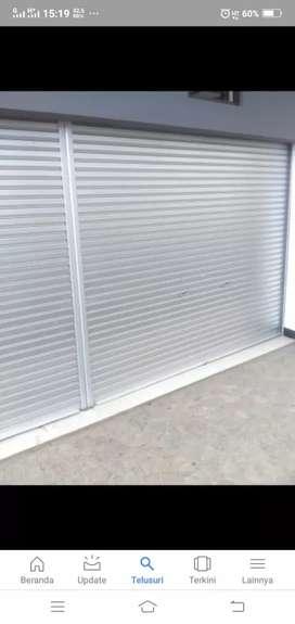 Rolling Door murah Berkualitas