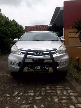 Oper kredit New Avanza G 2013