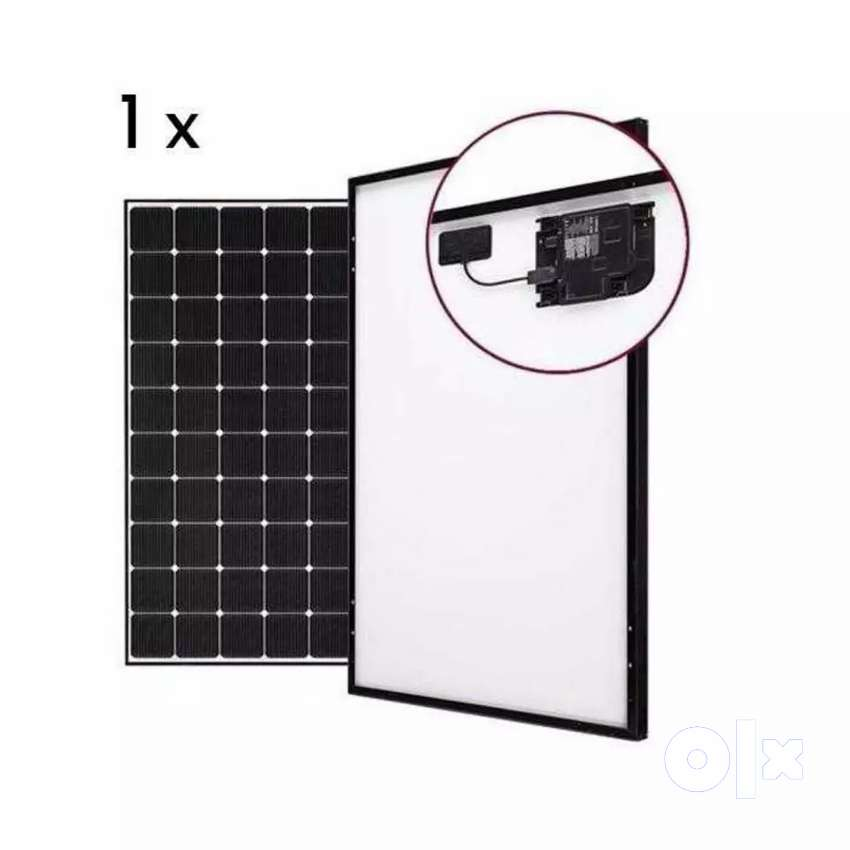 (Ac module)-350 watt mono panel 0