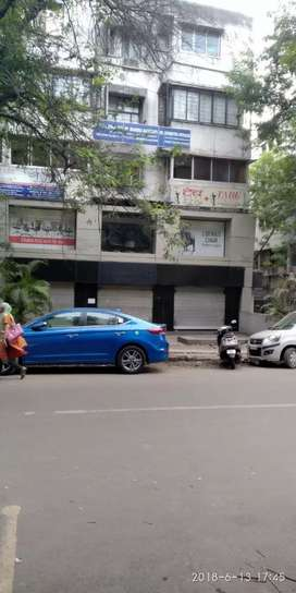 1900 sq ft showroom for sale on DP Road