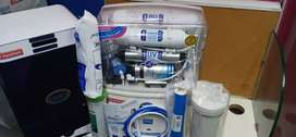 New looking ro water filter system