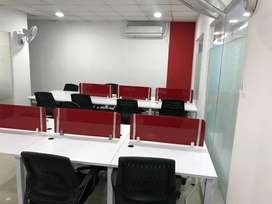 750 SQFT , RENT IN FULLY FURNISHED OFFICE NOIDA SEC- 65