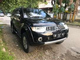 Pajero sport 4x4 exceed 2009 automatic langka