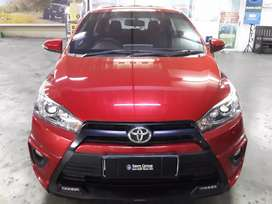 Toyota Yaris S TRD Sportivo 2015 A/T