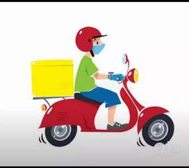 Urgent requirement for delivery boys for leading logistics companies
