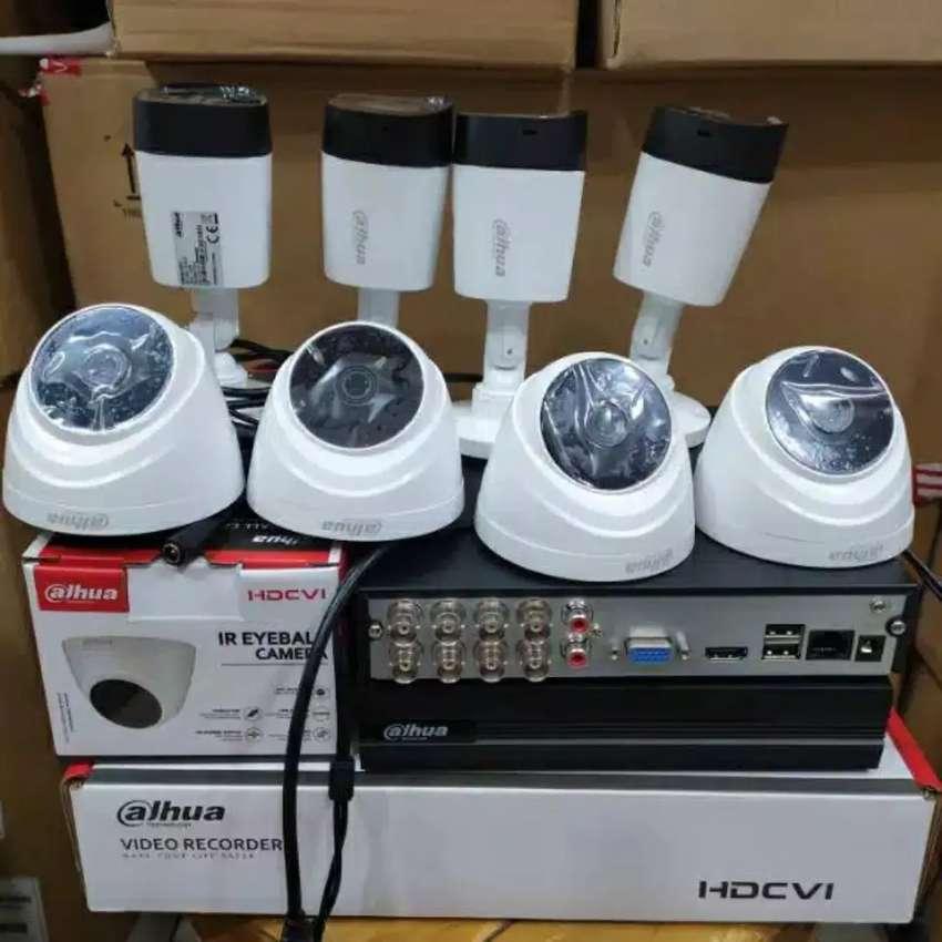 CCTV DAHUA,SPC,HILOKK,AHD,HIKVISION LENGKAP TERIMA BERES,LENSA 2MP 0
