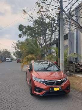 Honda Jazz RS CVT Two Tone Limited 2019 Pemilik