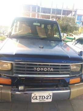 Toyota Land Cruiser 1991 Model