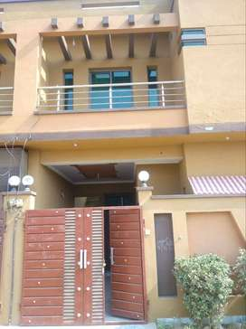 LOCK DOWN OFFER 3.5 MARLA BRAND NEW HOUSE FOR SALE 4 YEAR INTALLMENTS