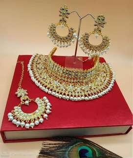 Rose gold earing ring