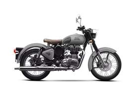 Classic 350cc(ABS) at 100% Finance