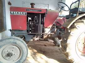 tractor is good condition