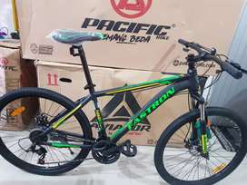 "Sepeda MTB 27.5"" FASTRON by PACIFIC (NEGO)"