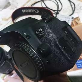 Canon 700D KIT DSLR
