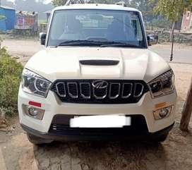 Mahindra Scorpio S5 Plus, 2018, Diesel