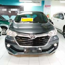 Toyota grand new Avanza G manual 2017 DP 18 juta