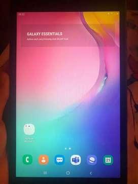 Samsung TAB A 8.0 2019 mulus pemakaian 5 bulan lengkap dus dan carger
