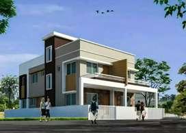 3 bhk bungalow @ 39,93,000 at ramkrushna nagar,makhmalabad