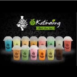 Peluang Usaha Minuman Katineung Best Thai Tea