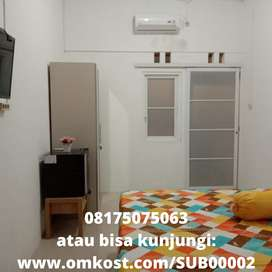Kost Kosan kos Campur Pasutri Strategis Tunjungan Turi BG Junction