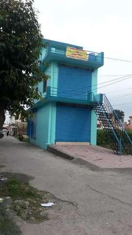 Commercial Building Doiwala Main Haridwar-Rishikesh Road