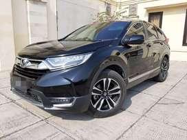 Honda CRV 1.5 Turbo Prestige 2018 km 12rb Tgn 1 nopol genap.