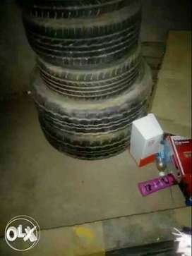 16 inch and 14 inch tyres, Rs1000-1500, Cal:99bb3oo9oo