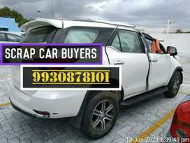 Banged.. car.. Scrap car buyers