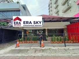 Ruang Usaha 1 Lantai di Jalan Raya Cideng Timur Jakarta Pusat